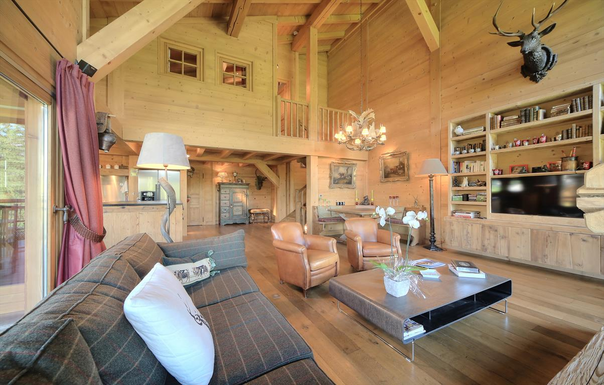 See details MEGEVE Villa 5 rooms (1496 sq ft), 5 bedrooms